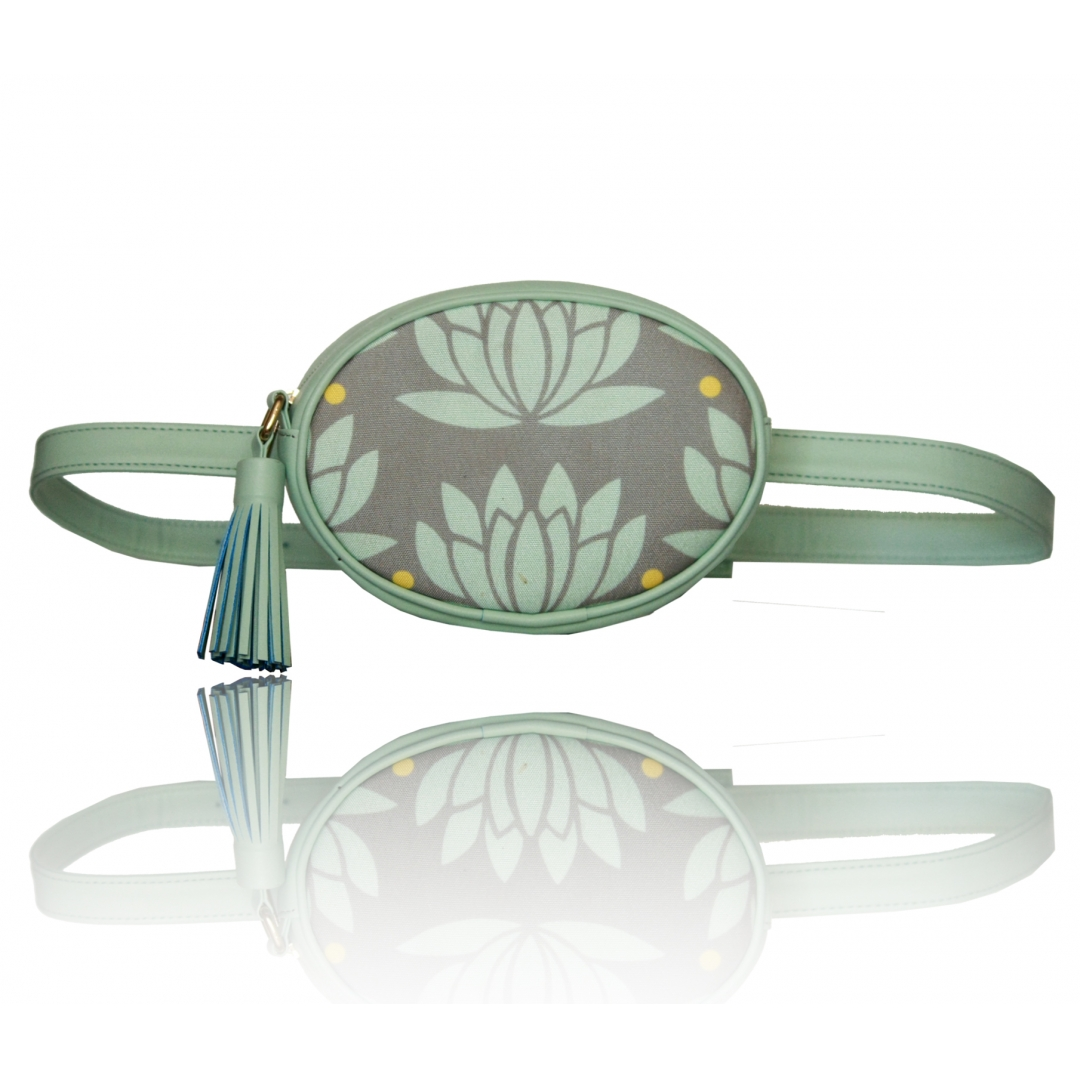 Lotus Waist Pouch