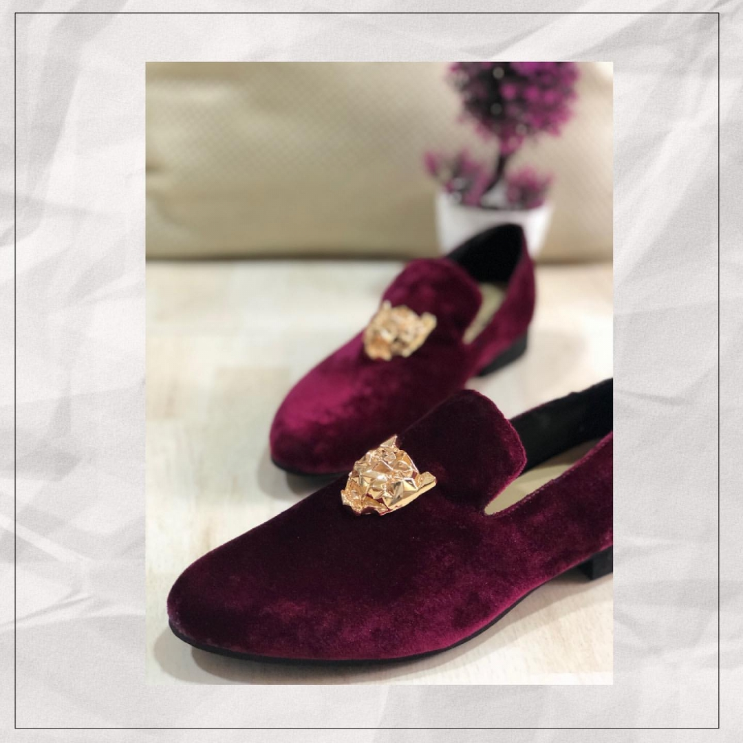 velvet crush edition 2 royal maroon