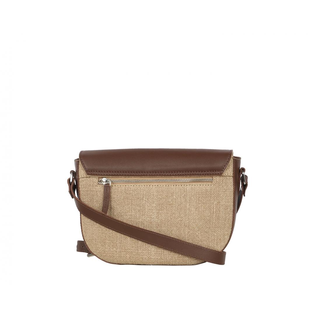 Billing Crossbody Bag - Sand
