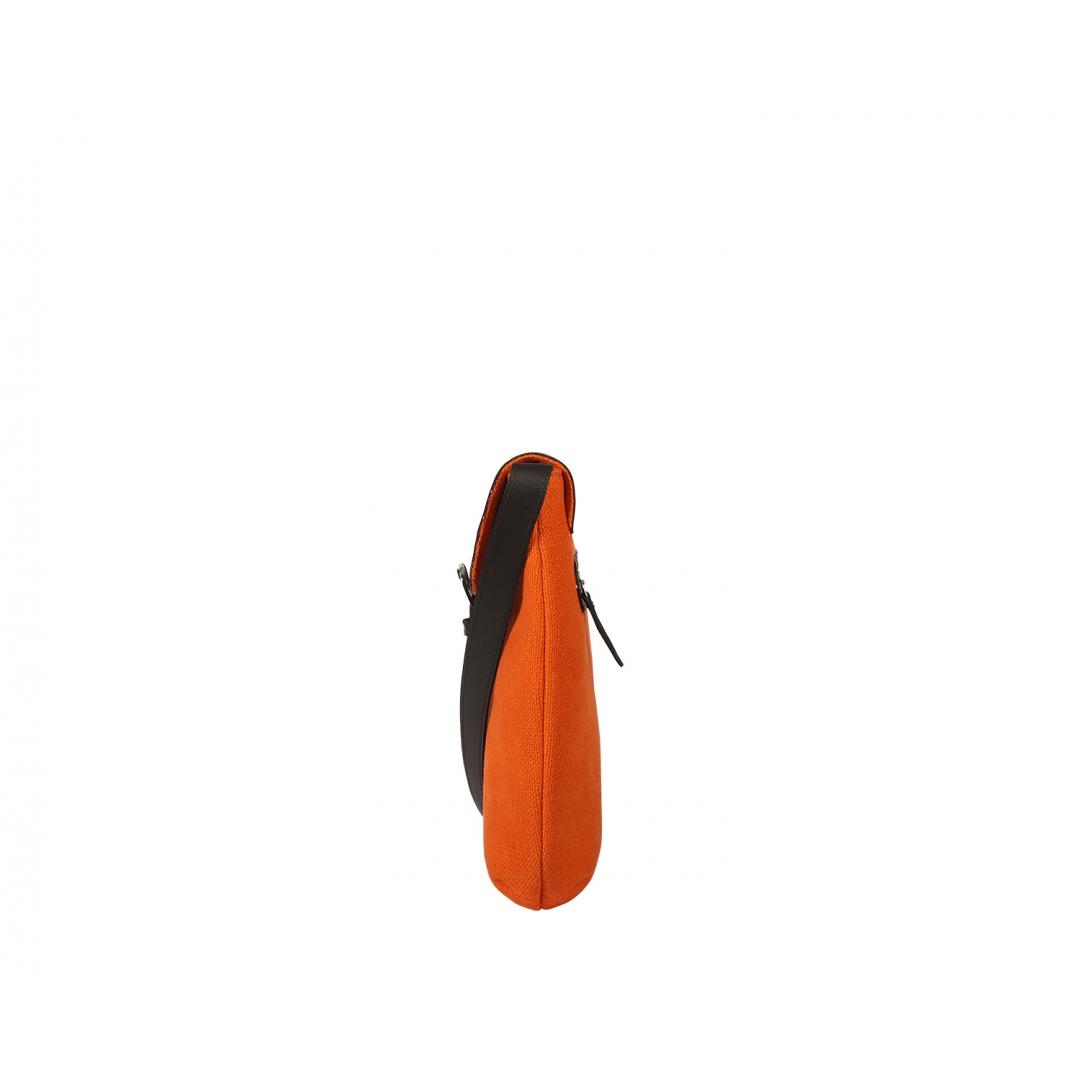 Osier Cross Body - Orange
