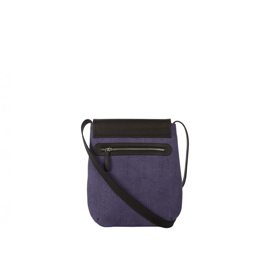 Osier Cross Body - Purple
