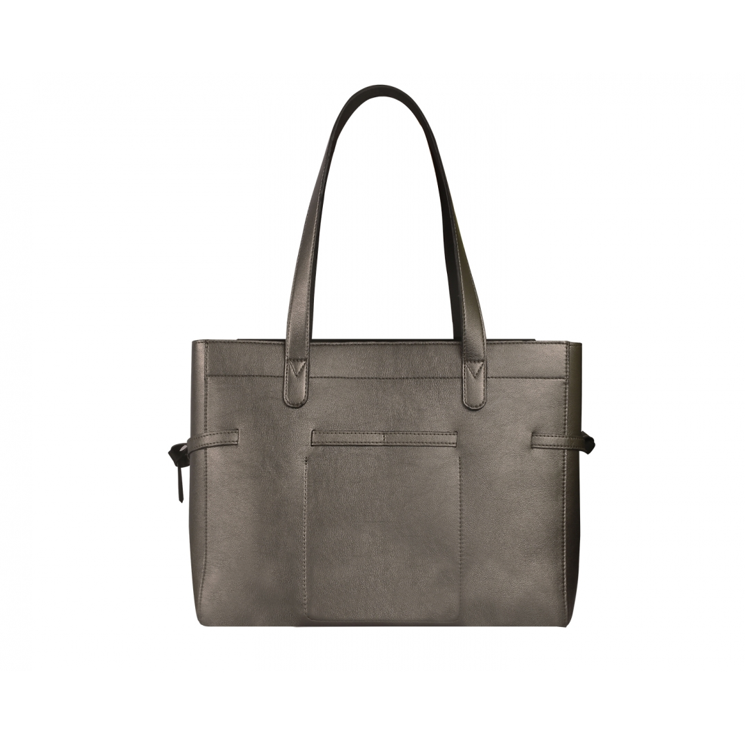 Seymour Tote Bag - Charcoal