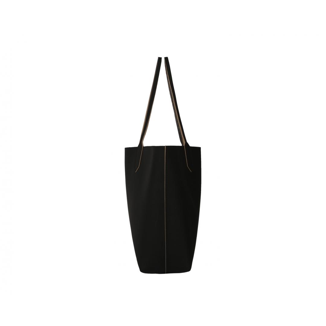 Reversy Medium Tote Bag - Black