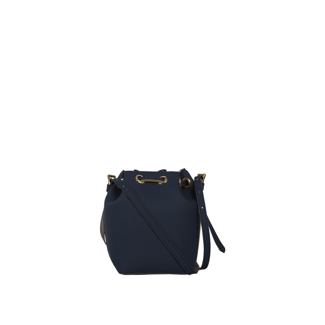 Penny Bucket Bag - Navy