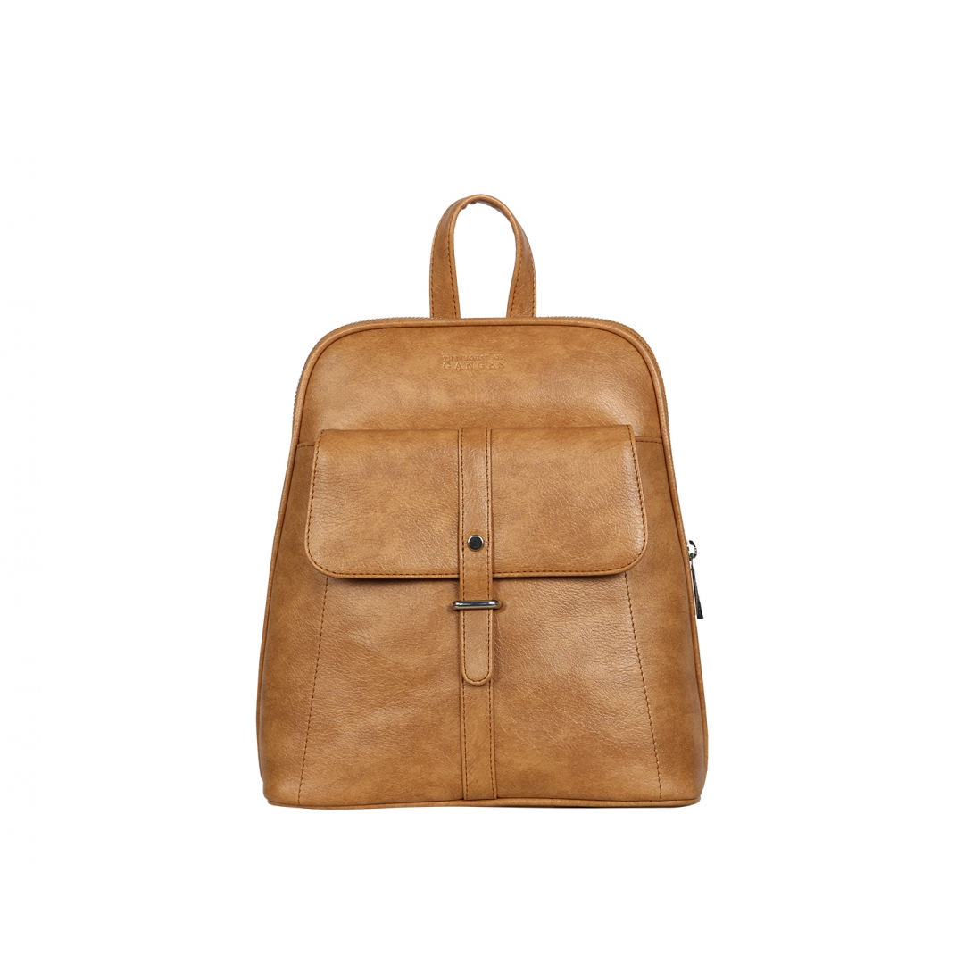 Doric Backpack - Sepia