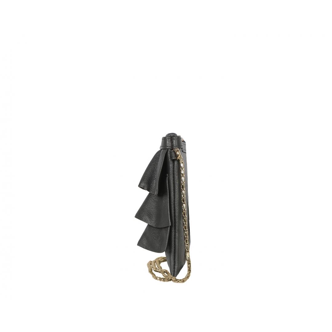 Bruffle Crossbody Bag - Ash