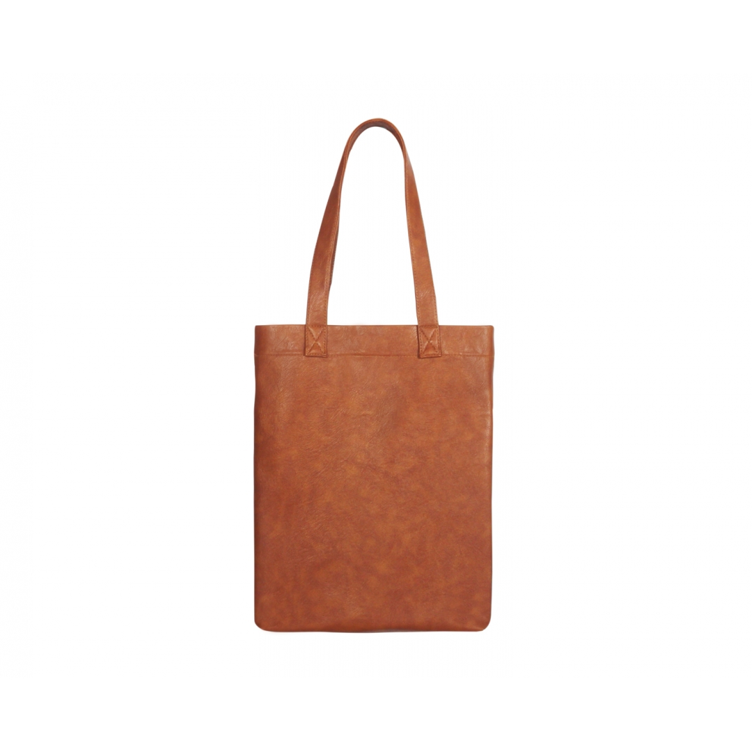 Godge Tote Bag - Rust