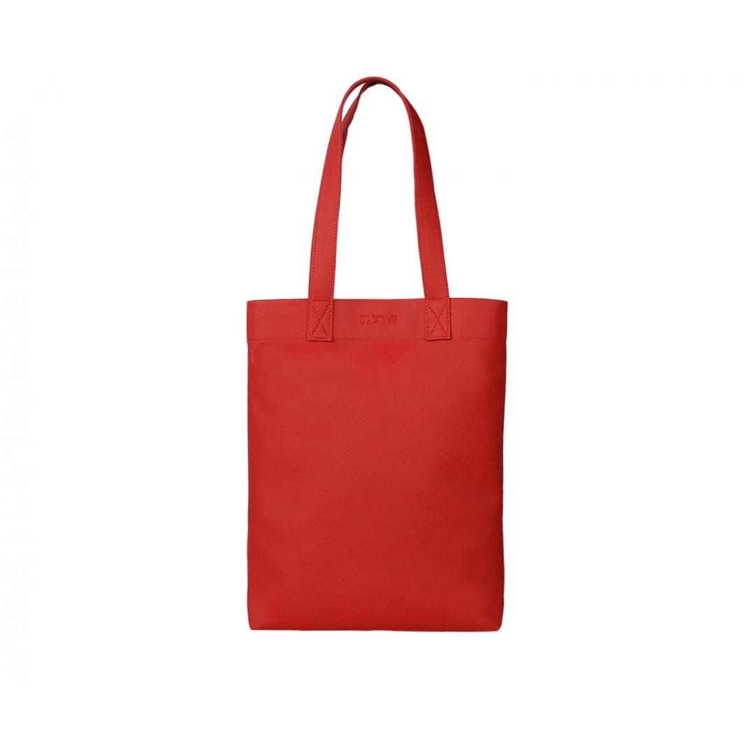 Gonson Tote Bag - Crimson Red