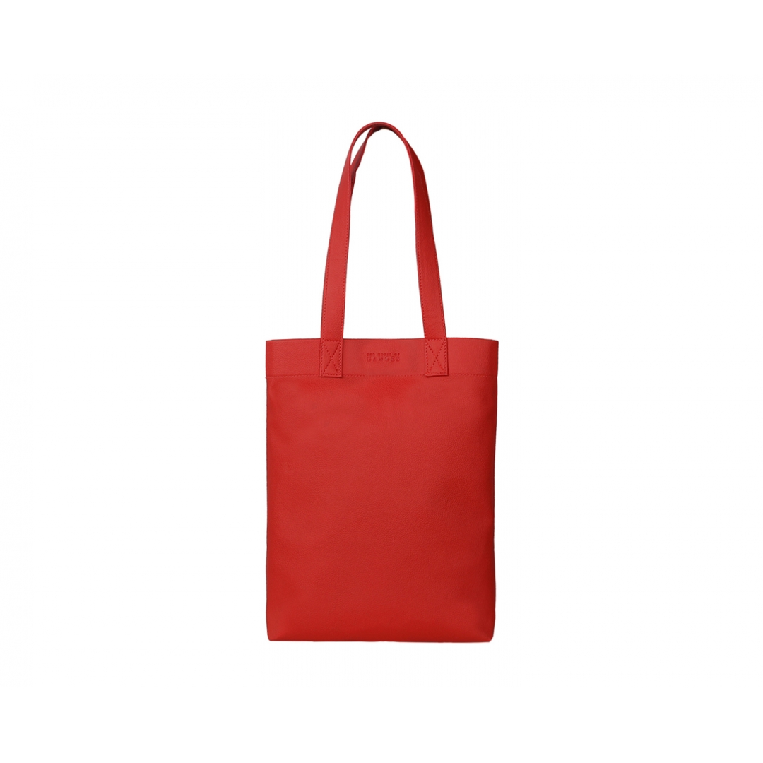 Godge Tote Bag - Crimson Red