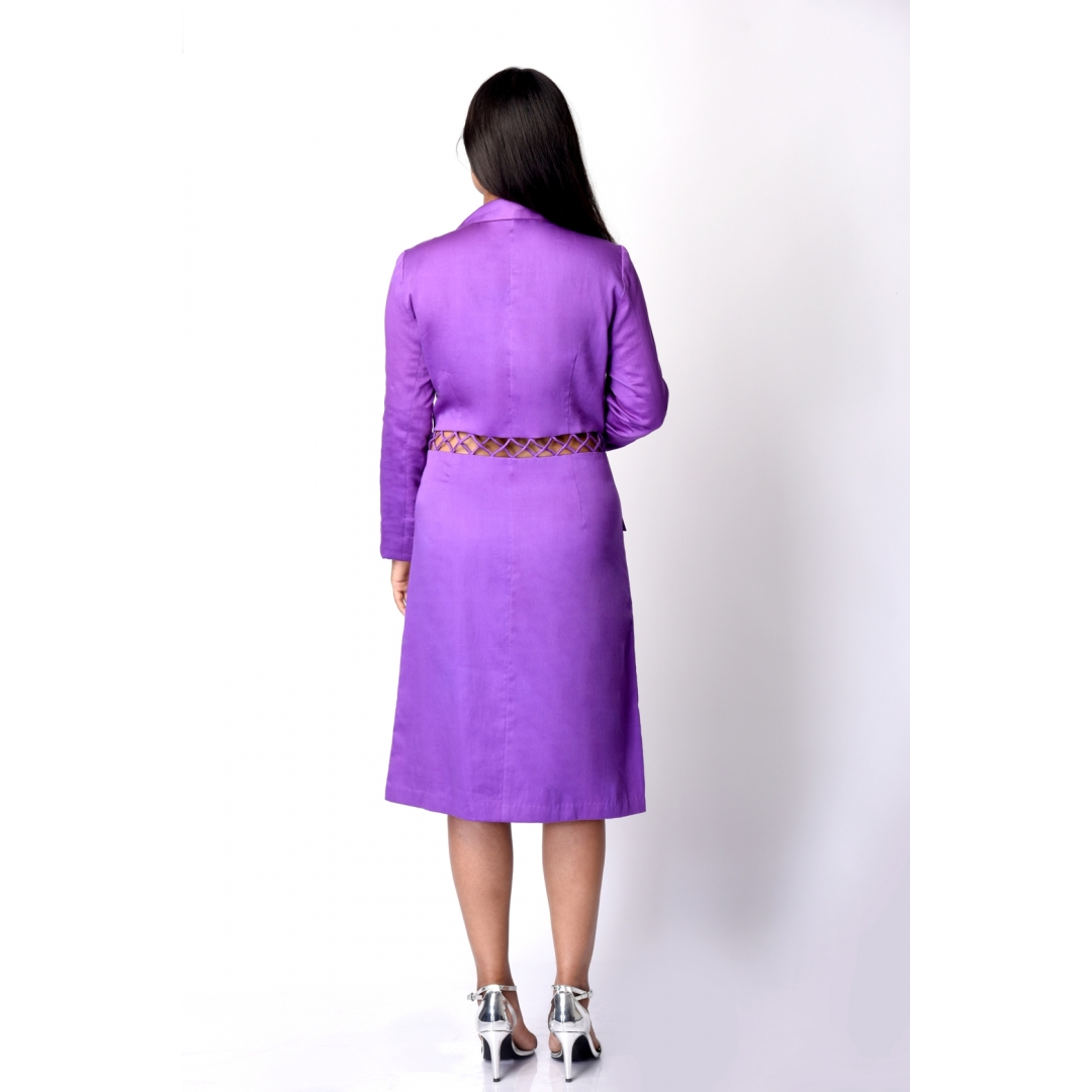 The GiGi Blazer Dress