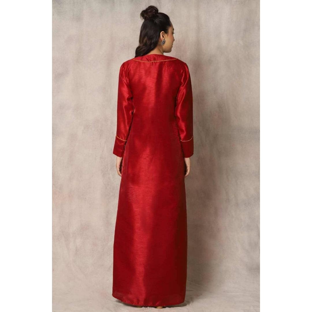 Calla lilly jacket set