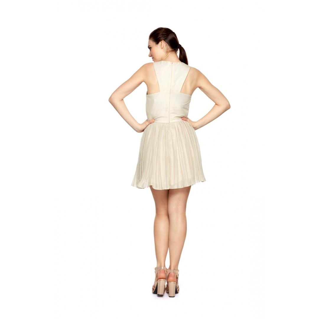 Tissue Short Dress