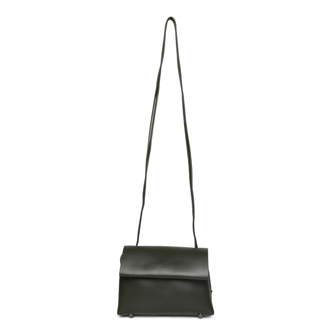 Green Soft - PU Crossbody Bag