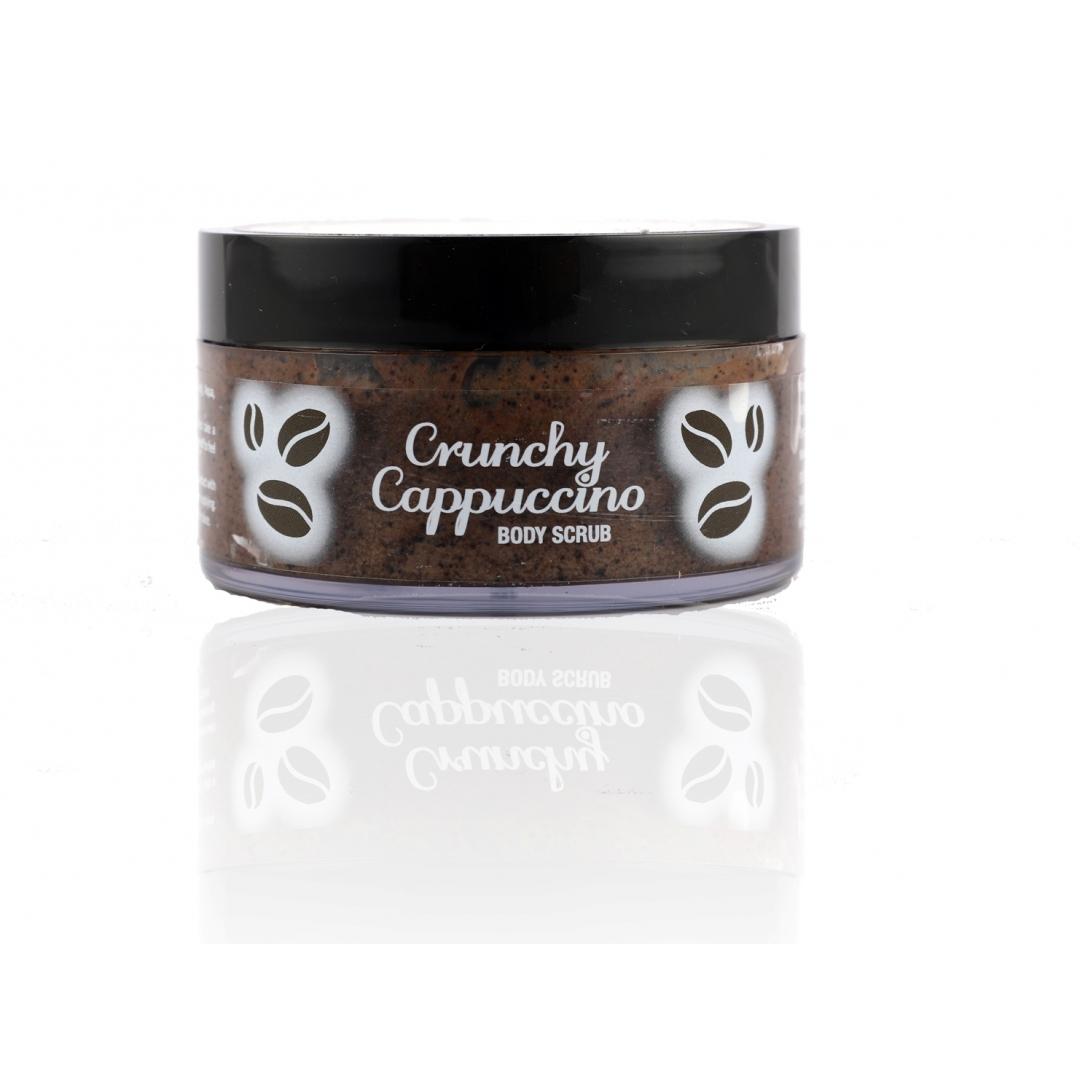 Crunchy Cappuccino Body Scrub