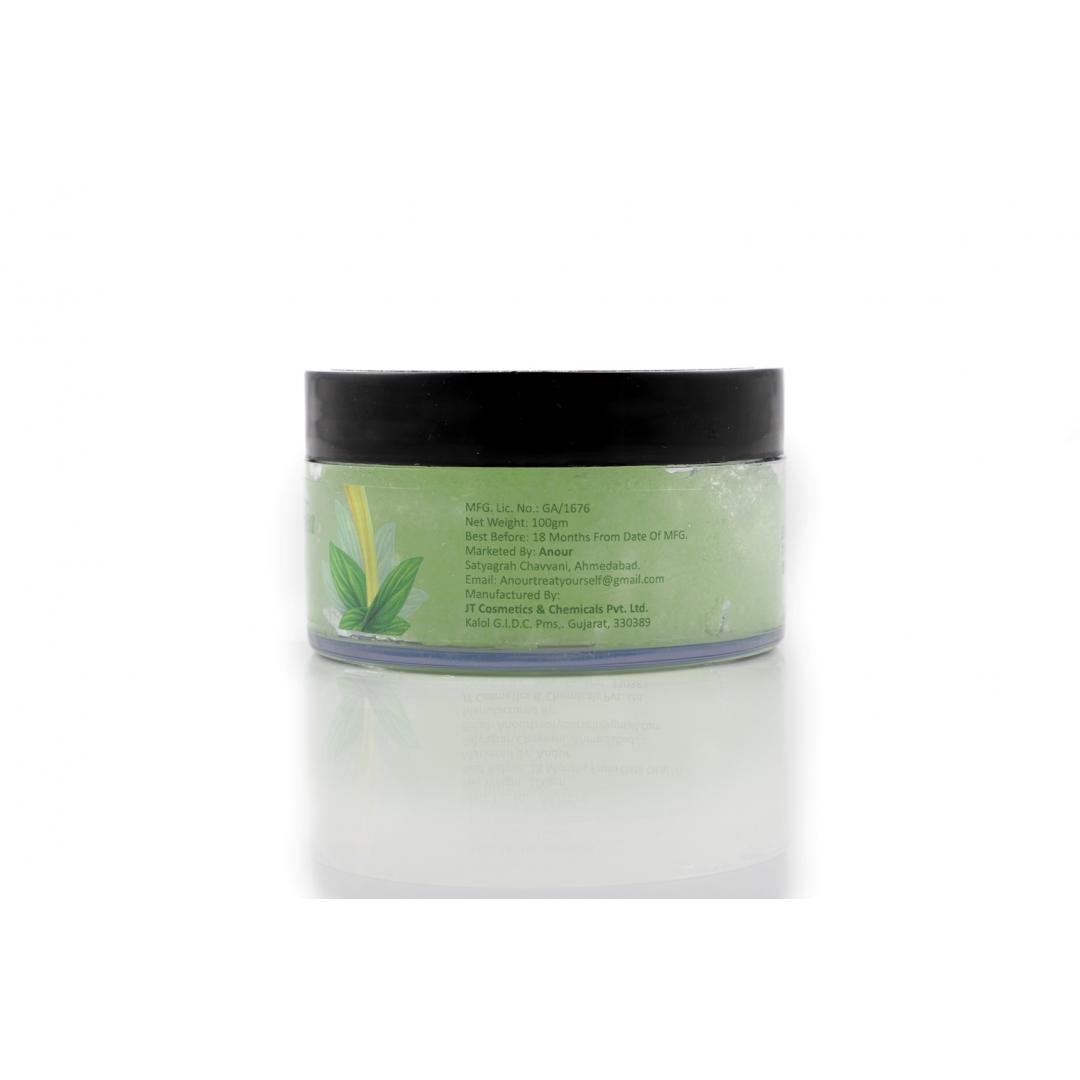Green Tea Slush Body Scrub