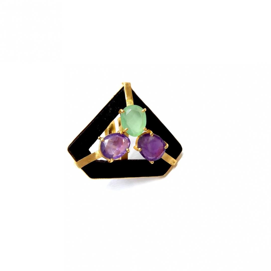 Lavender Rings
