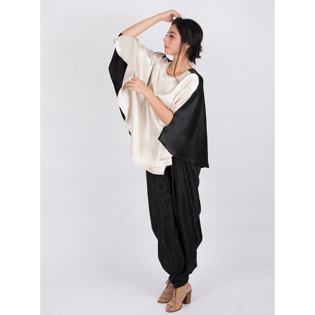 Free Size Top And Dhoti Pants