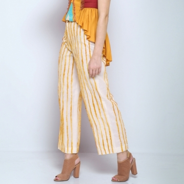 Kilim striped pants