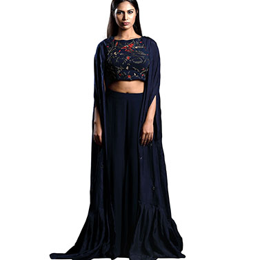 designer-womens-wear/crop-top-layered-with-frock-coat