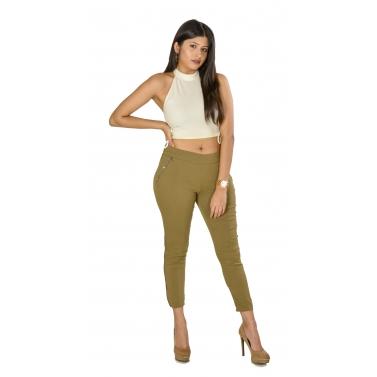 designer-womens-wear/olive-green-pants