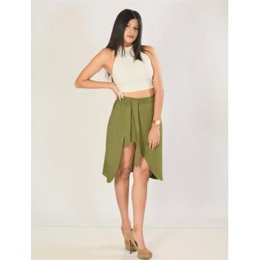 olive skirt1