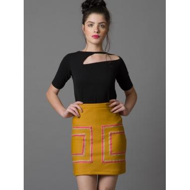Form A-Line Skirt