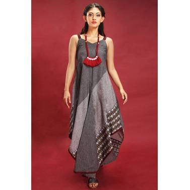 Nayaab Asymmetric Dress