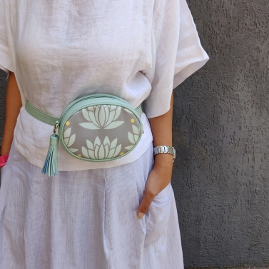 Lotus Waist Pouch