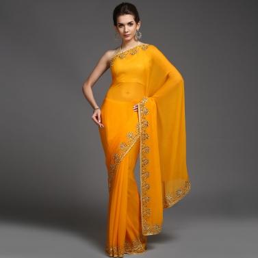 Saffron and Gold