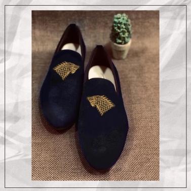 velvet crush edition 3 black stark loafers