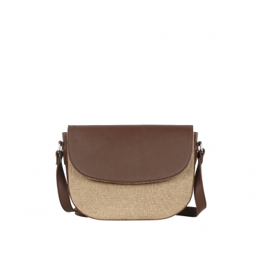 Billing Crossbody Bag - Sand