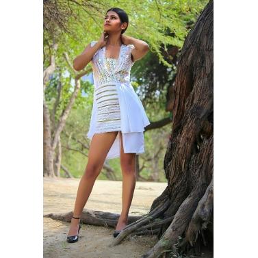 Limia midi dress