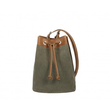 Ormond Bucket Bag - Cement