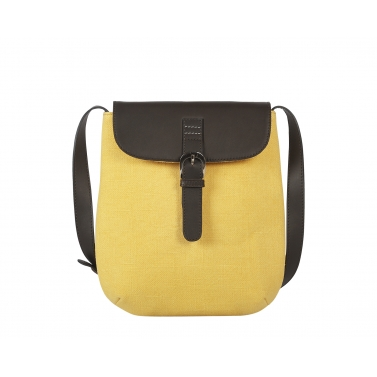 Osier Cross Body - Yellow
