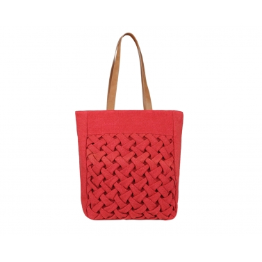 Bredgar Tote Bag - Red