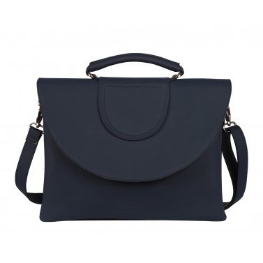 Navy Stoke Cross Body Bag