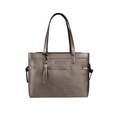 Seymour Tote Bag - Charcoal