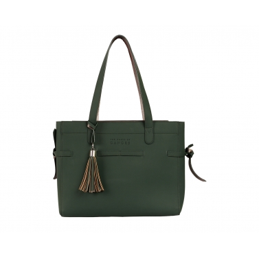 Seymour Tote Bag - Green