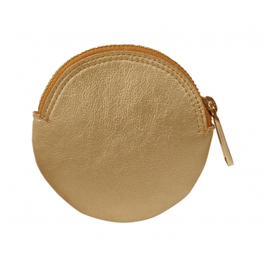Scurr Coin Purse - Gold