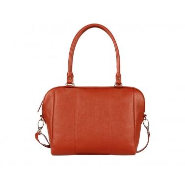 Cognac Thessay Tote Bag
