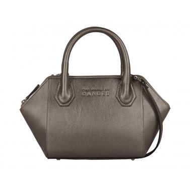 Savoy Tote Bag - Silver