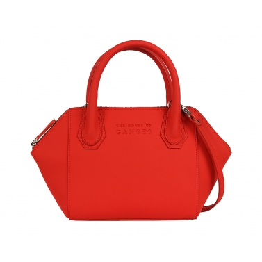 Savoy Tote Bag - Red