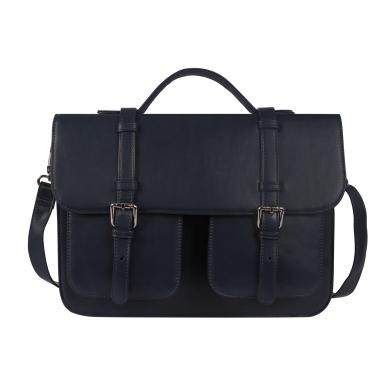 Cadogan Laptop Bag - Ink