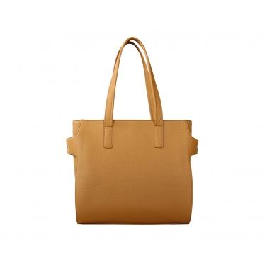 English Mustard Paton Tote Bag
