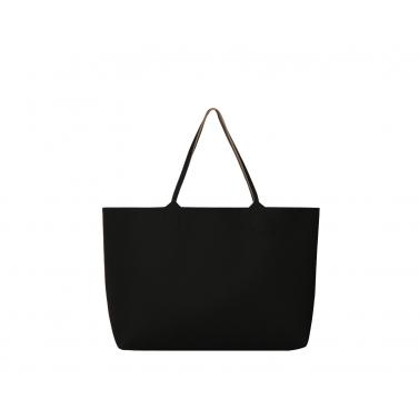 Reversy Small Tote Bag - Black