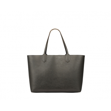 Reversy Small Tote Bag - Silver