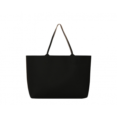Reversy Medium Tote Bag - Black
