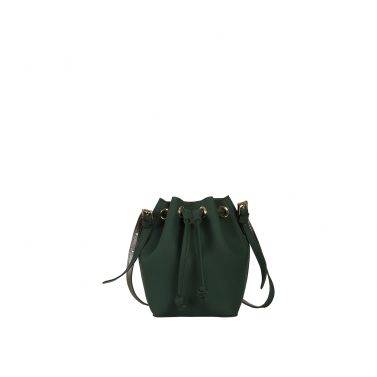 Penny  Bucket Bag - Green