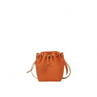Penny Bucket Bag - Bricks