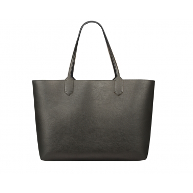 Reversy Large Tote Bag - Silver
